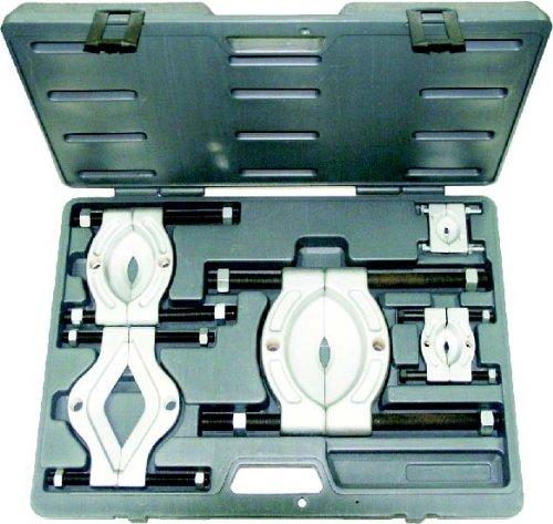 T & E Tools Master Bearing Splitter & Pulley Puller Set
