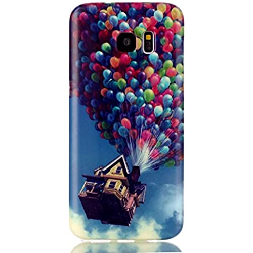 For Samsung Galaxy S7 edge (2016), Leathlux Fashion Ultra Slim Flexible Soft TPU Rear Skin Cover Protective Bumper Silicone Gel Back Case for Samsung Galaxy Sales