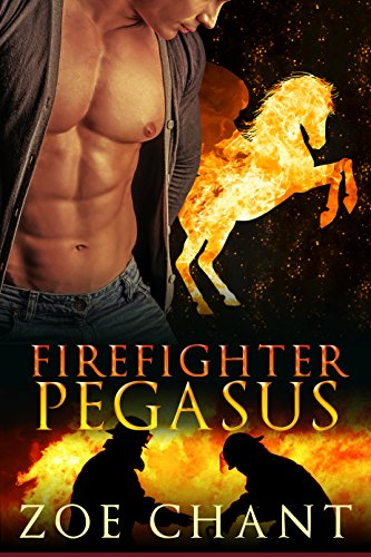 Firefighter Pegasus: BBW Pegasus Shifter Paranormal Romance (Fire & Rescue Shifters Book 2)