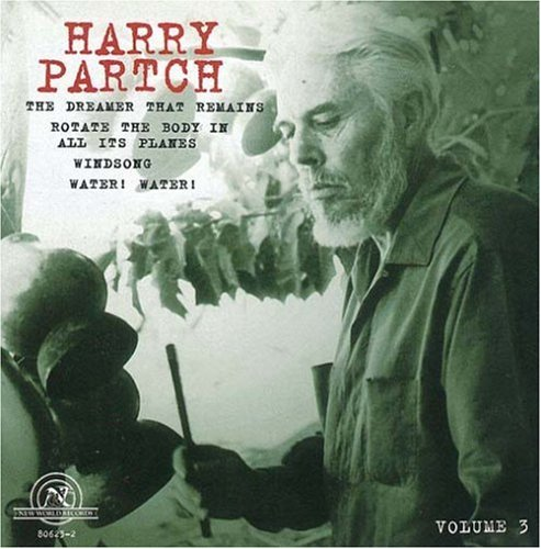 Pierce Collection - The Harry Partch Collection Volume 3