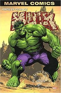 Hulk, Tome 1 : Montée en puissance par Bruce Jones