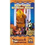 Bear in the Big Blue House - Halloween & Thanksgiving