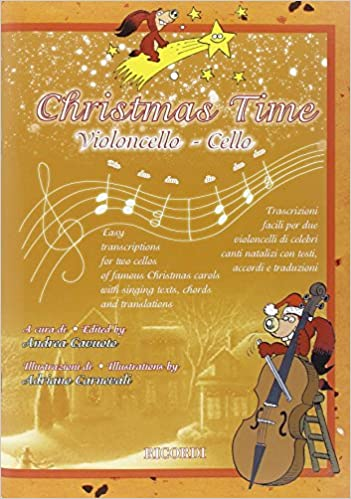 Christmas Time - Violoncello-Cello pdf, epub ebook
