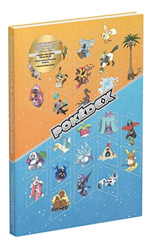 Pokémon Sun and Pokémon Moon: The Official Alola Region Collector's Edition Pokédex & Postgame Adventure Guide Photo