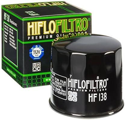 /Ölfilter Hiflo passend f/ür Suzuki GSXR750 K4//K5 WVB3 2004-2005