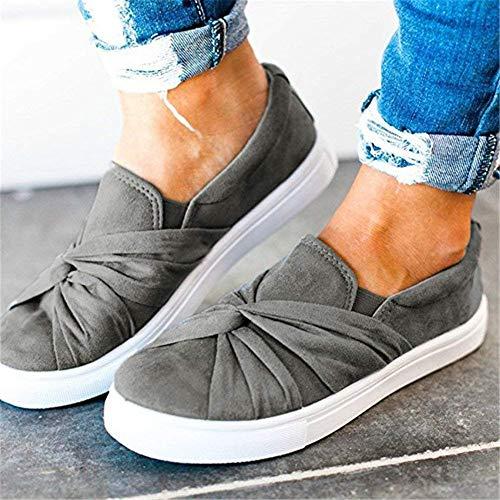 Lueyifs Scuro Sneaker Grigio Lueyifs Sneaker Donna Sneaker Grigio Scuro Donna Scuro Donna Lueyifs Lueyifs Grigio wBYxnqArBI