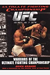Warriors Of The Ultimate Fighting Championship Paperback
