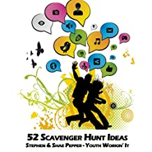 52 Scavenger Hunt Ideas