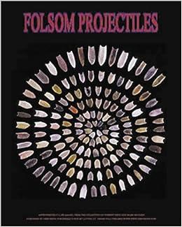 High Plains Paleo (Primitive Poster Series): Forrest Fenn