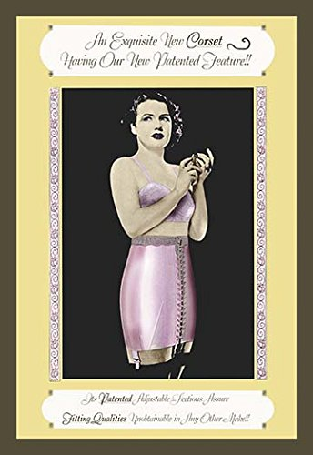 (Buyenlarge 0-587-14334-7-P1827 an Exquisite New Corset Paper Poster, 18