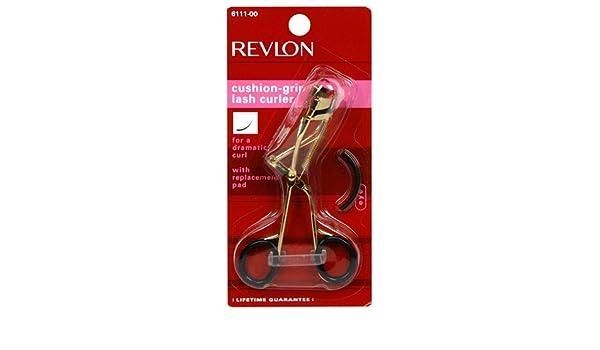 Revlon cojín agarre rizador de pestañas (colores May muy): Amazon.es: Belleza