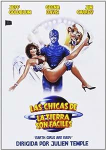 Las Chicas De La Tierra Son Fáciles [DVD]