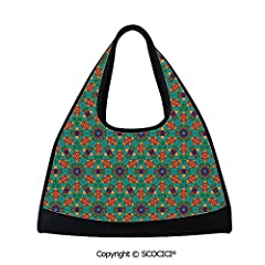 - Made of Fine bead canvas and braided belt and Not machine washable. - Perfect to fit your sports goods: Tennis racket bag,badminton bag,table tennis bag,gym bag.Can also be used as a short-distance travel bag.- Can be carried by hand or on ...