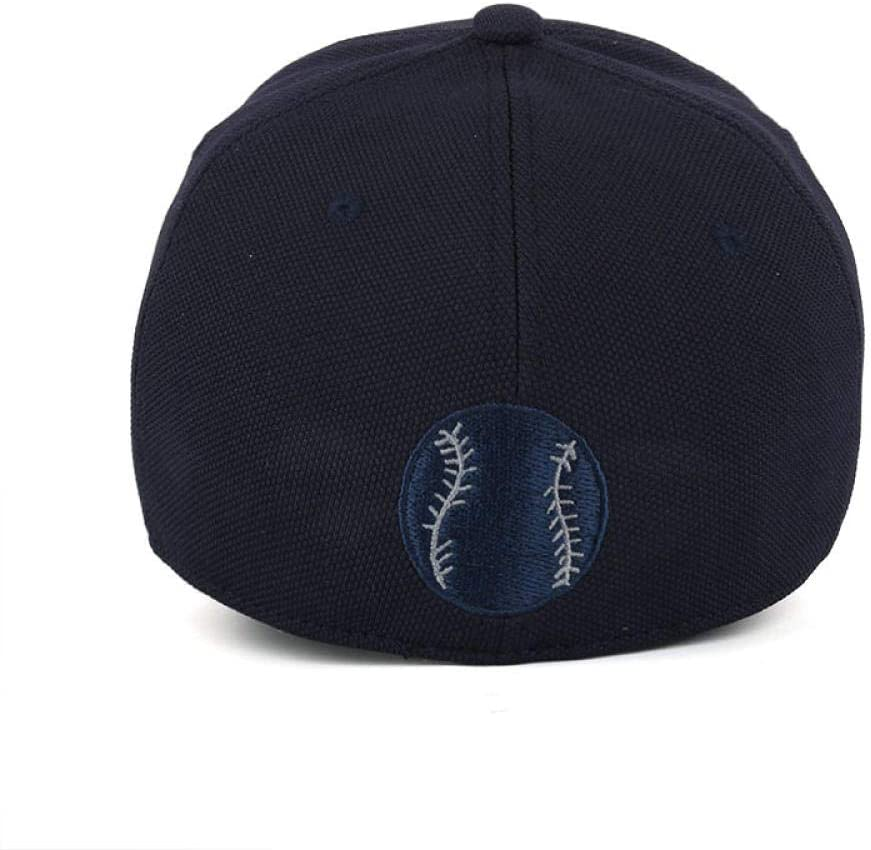Baseball Caps Men,Baseball Caps Bone Aba Reta Spandex Elastic Fitted Hats Sunscreen Baseball Caps Men Or Women Casquette Bone Aba Reta B435