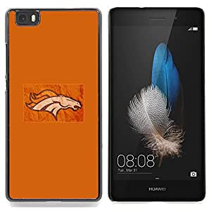 Stuss Case / Funda Carcasa protectora - Flaming Horse - Huawei Ascend P8 Lite (Not for Normal P8)