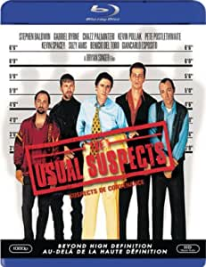 The Usual Suspects / Suspects de convenance (Bilingual) [Blu-ray]