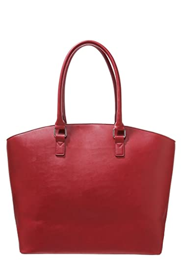 Even&Odd Shopper Bag Handtasche Damen in Rot