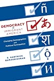 img - for Democracy in Immigrant America: Changing Demographics and Political Participation book / textbook / text book
