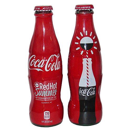 Coca-Cola The Collectors Club 41st Annual Glendale, AZ 2015 Bottle