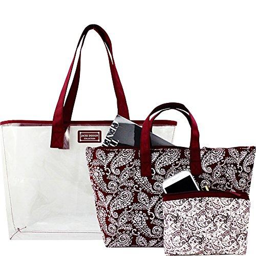 jacki-design-mystique-3-piece-tote-bag-set