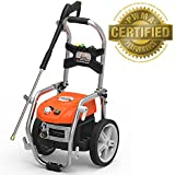 YardForce 2200 PSI Brushless Electric Pressure Washer with Adjustable Pressure and BONUS Turbo Nozzle