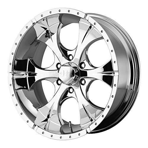 HELO MAXX CHROME MAXX 15x8 5x127.00 CHROME