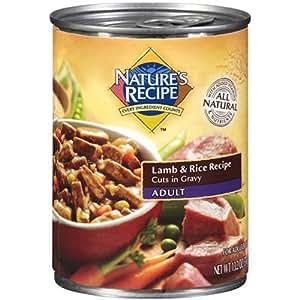 Big Heart Pet Brands 507570 Lamb/Rice Dog Food, 13.2-Ounce