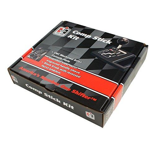 (Hurst 5380402 Black Comp Stick Kit for Dodge Challenger RT)