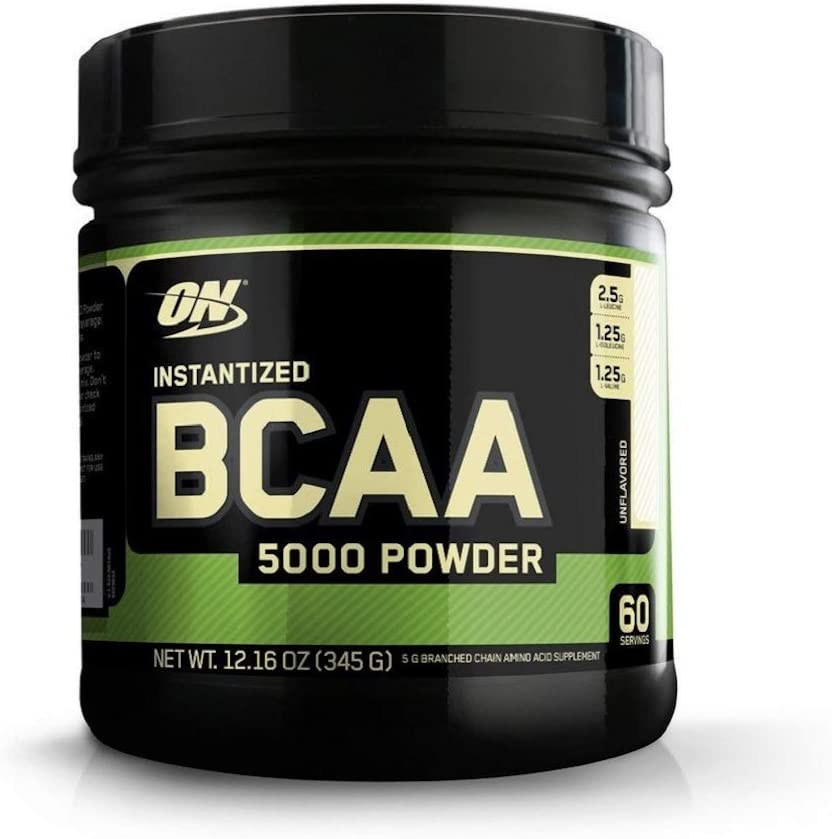 Top 4 Fitness Supplements Enriched with the Goodness of BCAA