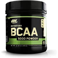 Optimum Nutrition Instantized BCAA Powder, Unflavored, Keto Friendly Branched Chain Essential Amino Acids Powder, 5000mg…