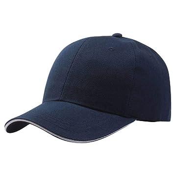 Likai Sombreros para el Sol de Moda para Mujeres Gorra de béisbol ...