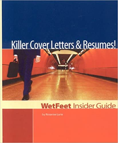 Book cover Killer cover letters and resumes