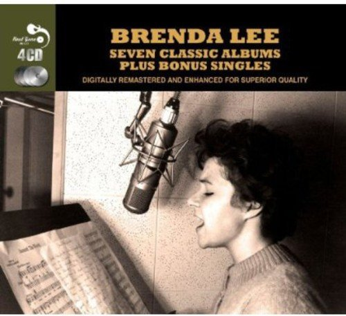 7 Classic Albums - Brenda Lee (The Very Best Of Brenda Lee)