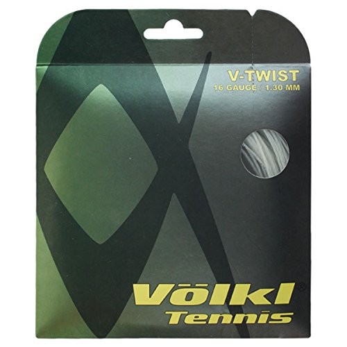 Volkl V-Twist Tennis String Set-16 by Volkl