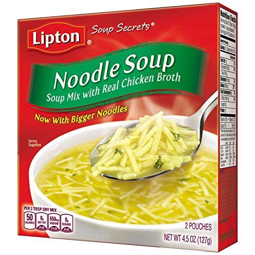 Noodle Soup Mix - 6
