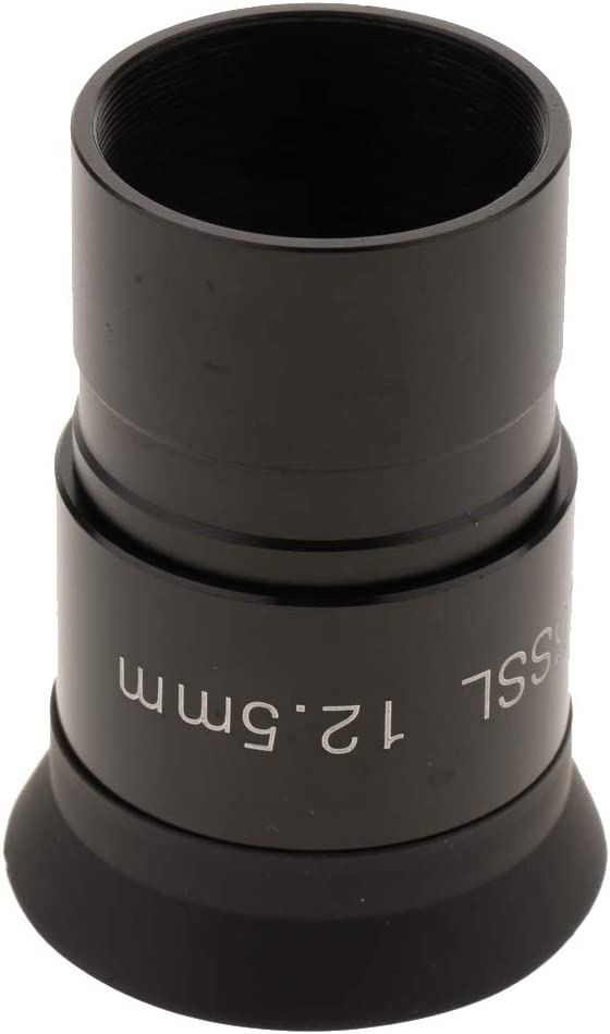 1.25Inches 31.7mm Astronomical Telescope Fittings PLOSSL PL12.5mm Eyepiece