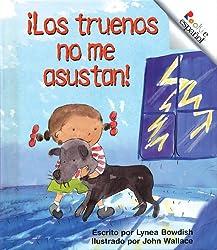 Los Truenos No Me Asustan! / Thunder Doesn't Scare Me! (Rookie Espanol) (Spanish Edition)