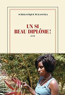 Un si beau diplôme !, Mukasonga, Scholastique