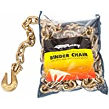 Forney 70399 Binder Chain, 3/8-Inch by 20-Feet