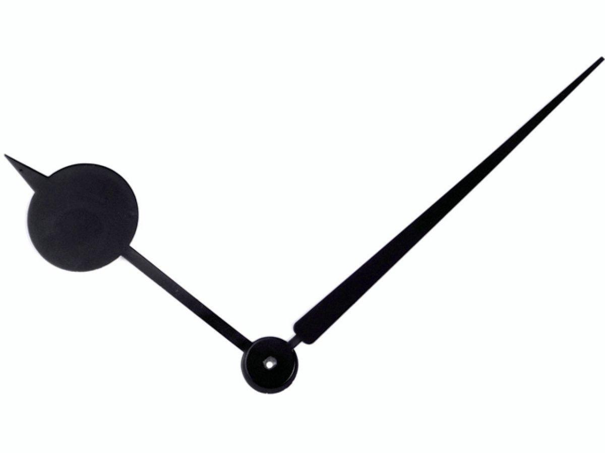 Uhrzeiger basteln  Uhrzeiger XXL: Amazon.de: Spielzeug