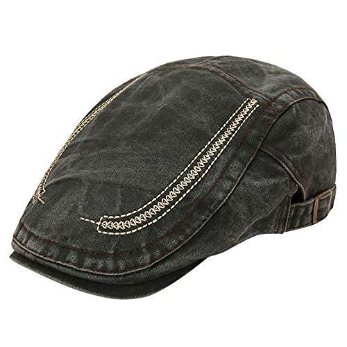 Bravetoshop Gatsby Newsboy Hat Cap for Men