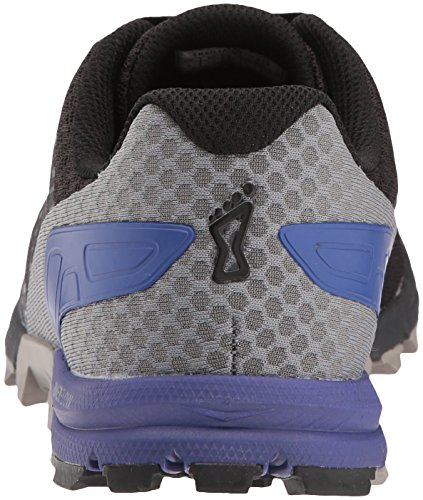 Purple Black Inov 235 Trail Shoe W 8 Women's Trailtalon Running vwzwnq7AB8