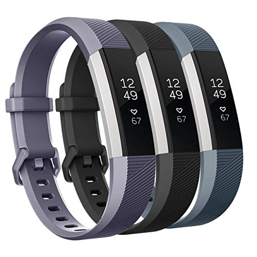 Keasy Replacement Bands Compatible with Fitbit Alta and Fitbit Alta HR