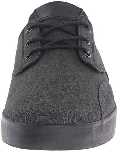 C1RCA Men's Harvey Low Profile Lightweight Insole Skate Shoe Black/Kr3w pay with visa sale online yyhRjXqJN