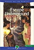 Escape Underground, Clint Kelly, 1561799645