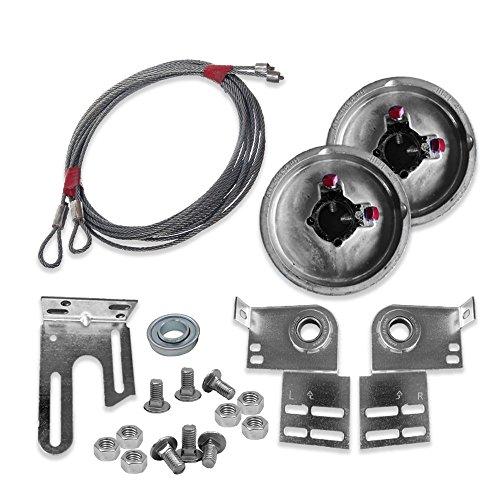 Compare Price To Garage Door Spring Conversion Kit