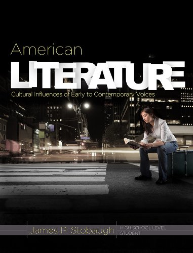American Literature (Student) by New Leaf Publishing Group