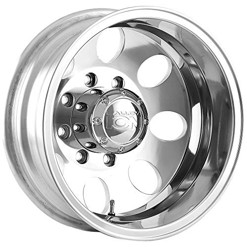 Ion Alloy Dually 167 Polished Wheel (16x6