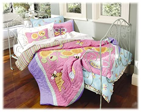 Freckles Butterfly Garden Bedding Collection