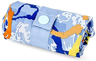 Envirosax BP.B2 Bondi Pavilion Reusable Shopping Bag, Multicolor